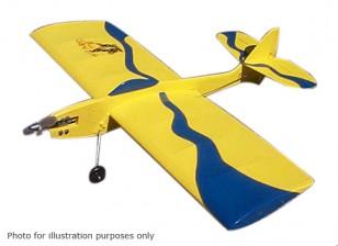 Modelos Negro Hawk Asistente de control de línea Balsa 610mm (Kit)
