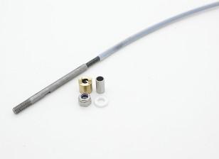 3 * 310 mm de eje flexible fijado para el Quanum Aquaholic sin escobillas V profundo Regatas