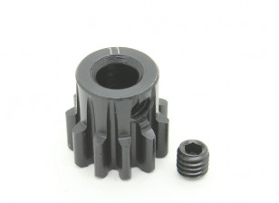 11T / 5 mm de acero templado M1 engranaje de piñón (1 unidad)