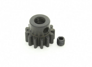 13T / 5 mm de acero templado M1 engranaje de piñón (1 unidad)
