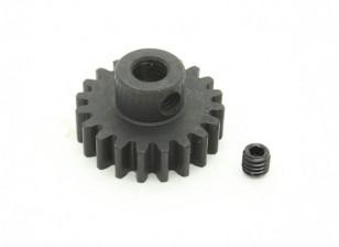 20T / 5 mm de acero templado M1 engranaje de piñón (1 unidad)