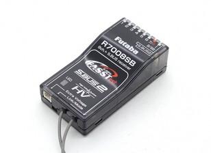 El receptor de 2,4 GHz FASSTest R7008SB Futaba