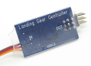 El Dr. Mad empuje Controlador Smart eléctrico de retracción