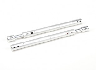 Aleación recta Oleo Struts 169mm (2pcs)