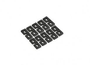 KDS Innova 550, 600 700 Servo placa de montaje (10pcs / bag) 550-64TTS