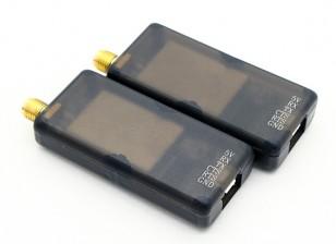 HKPilot transmisor-receptor de radio telemetría Set V2 (915Mhz)