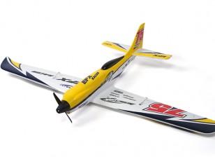 Durafly ™ EFX Racer Modelo de alto rendimiento deportivo (PNF) - Amarillo Edición