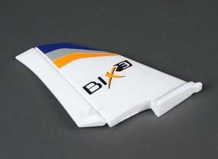 HobbyKing® Bix3 Trainer 1550mm - Sustitución Vertical Fin