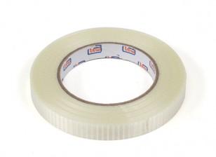 Alta resistencia cinta de fibra de 15mm x 50m