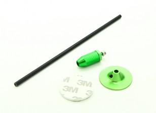 Mini Antena GPS plegable Base Set / verde