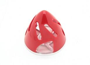 Turnigy Turbo Spinner (70 mm) Rojo