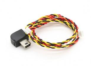 GoPro Hero3 FPV conector AV / cable de carga (1 unidad)