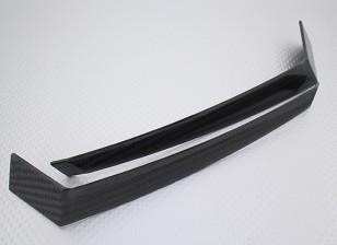 La fibra de carbono tren de aterrizaje de 160 mm (1 par)