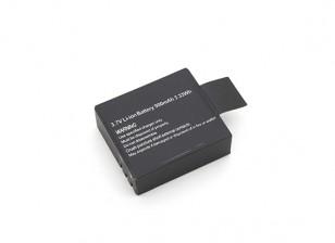 Batería de repuesto - Cámara Turnigy ActionCam 1080P HD Video