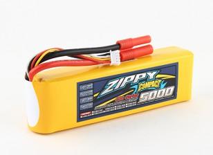 ZIPPY Compacto 5000mAh 3S 40C Lipo Pack de