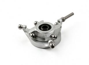 Tarot 450 PRO DFC / CCPM metal ultraligero plato cíclico - plata (TL48030-03)