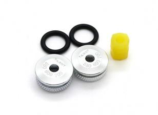 Tarot 550/600/700 metal Canopy Nut Set (TL8027)