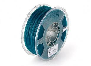 ESUN 3D Filamento impresora verde 1.75mm PLA 1kg rollo