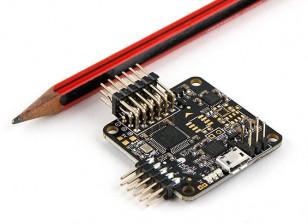 AfroFlight Naze32 Rev5 controlador FunFly Acro - versión soldada (Horizontal Pin)