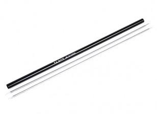 Tarot 480 auge de cola y el tubo de torsión - Negro (TL48008)