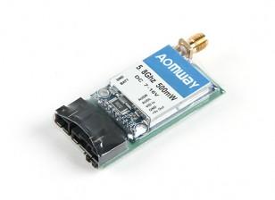 El vídeo transmisor 500mW Aomway 5.8G
