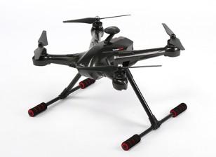 Walkera scout X4 aérea vídeo Quadcopter w / Bluetooth de 2,4 GHz de enlace de datos (B & F)