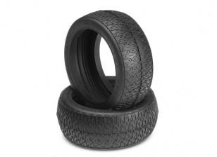 JConcepts suciedad Webs 1 / 8th Neumáticos Buggy - Blue (suave) Compuesto