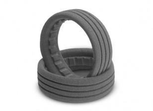 JConcepts Suciedad-Tech 1 / 10ª 4WD Buggy Tire Insertos - Medium / Empresa