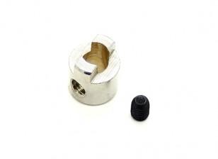 Dog Drive de acero inoxidable de 4 mm de eje
