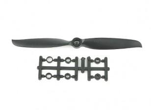 TGS plegable de precisión de la hélice 6x3 Negro (1 unidad)