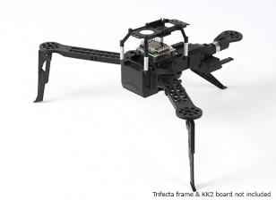 Disco de expansión Quanum Trío Mini plegable Tricopter