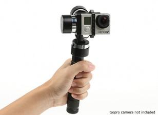 Z-1 Pro de 3 ejes cardán de mano de estabilización para GoPro