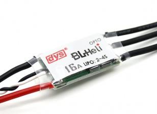 Controlador DYS 16Amp Micro Opto BLHeli multi-rotor de velocidad electrónico (BLHeli firmware) SN16A