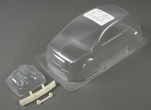 01:10 Fiat 500 Shell Cuerpo transparente (para el chasis M)