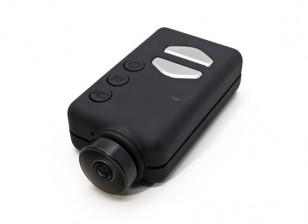 Mobius Gran Angular Lente C2 ActionCam 1080p HD Video Juego de la cámara con vídeo en directo fuera