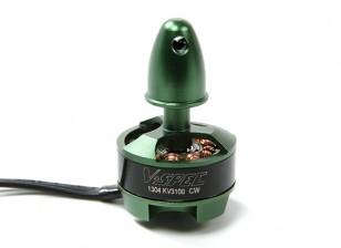 Multistar V-Spec 1304-3100KV Multi-rotor del motor (CW)