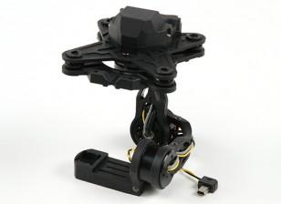 HMG MA3D 3 ejes cardán sin escobillas para la cámara Mobius
