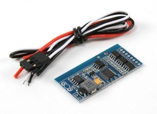 Módulo Flash LED de control para RC Avión y Multirotor