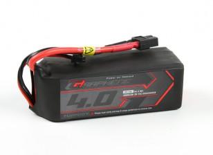 El grafeno Turnigy 4000mAh 3S 15C Profesional LiPo paquete w / XT60