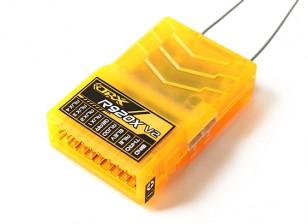 OrangeRx R920X V2 9Ch 2,4 GHz DSM2 / DSMX Comp Rx de gama completa w / Sat, Div Hormiga, F / Safe & SBUS