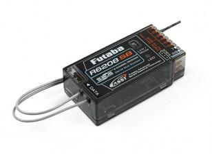 Receptor de Alta Tensión Futaba FASST R6208SB 2,4 GHz Canal 8/18 SBus