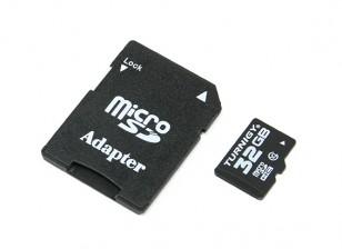 10 Tarjeta de Turnigy 32 GB Clase de memoria Micro SD (1 unidad) (AR Almacén)