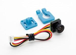 DIATONE 600TVL 120deg cámara miniatura (azul)