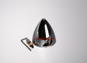 Aluminio Prop Spinner 70mm / 2.75inch diámetro