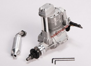 ASP FS91AR .90 cuatro tiempos Motor del resplandor
