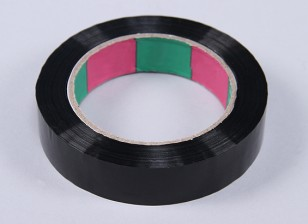 Ala cinta 45mic x 24mm x 100m (Estrecho - Negro)