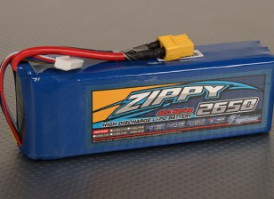 40C ZIPPY Flightmax 2650mAh 6S1P