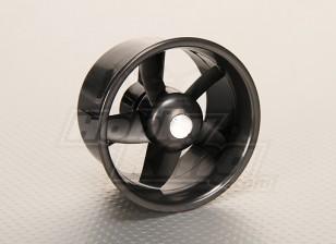 Unidad EDF conductos del ventilador 5Blade 64mm 2,5 pulgadas