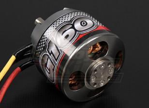 290kv Turnigy G160 sin escobillas Outrunner (160 Glow)
