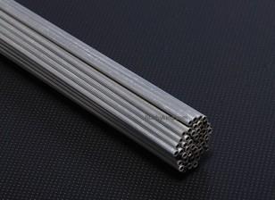 Los tubos de aluminio D3x * 2x1000mm